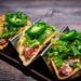 Ahi Tuna Taco - Rocka Poke and Noodle Bar