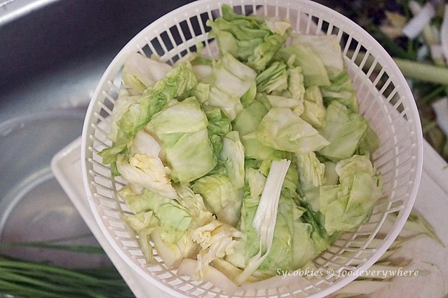 2.Ferment kimchi with Panasonic Electric Oven