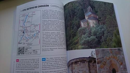 Interior Guía das igrexas románicas da Ribeira Sacra - Fundación Xosé Soto de Fión_Ecomuseo de Arxeriz