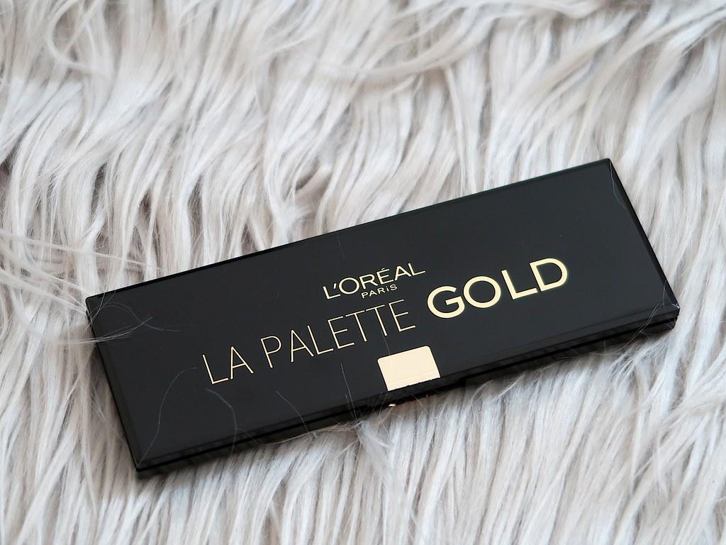 24K Gold Palette 1