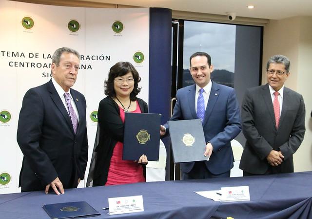 La República de China (Taiwán) reafirma su apoyo a la Lucha contra la Pobreza y Pobreza Extrema en Centroamérica y República Dominicana