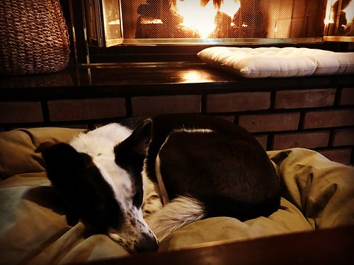 there is no better place to be on a cold, rainy night than my home by the fire #findyourhappyplace
