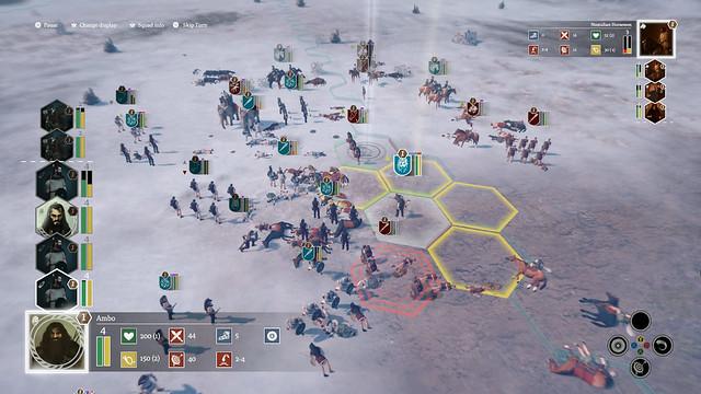 Numantia Combat