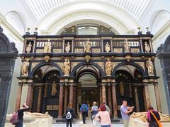 Victoria and Albert Museum visit