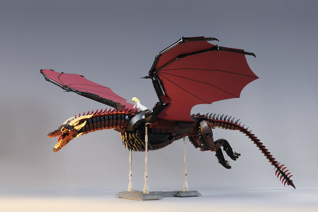 Game of Thrones Drogon