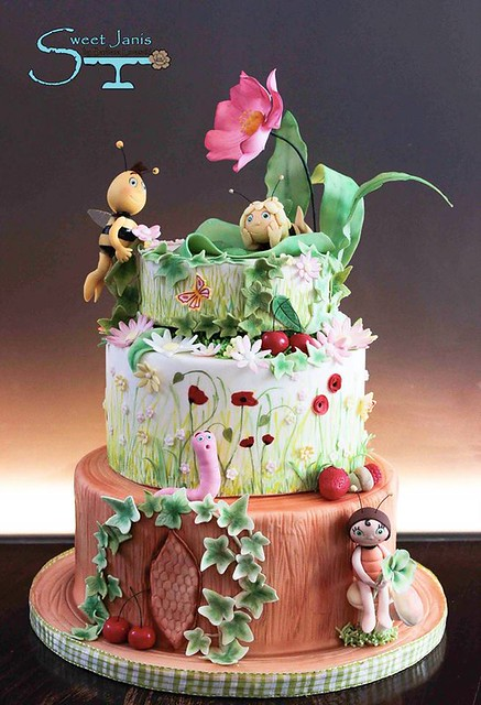 Cake from Sweet Janis by Barbara Luraschi
