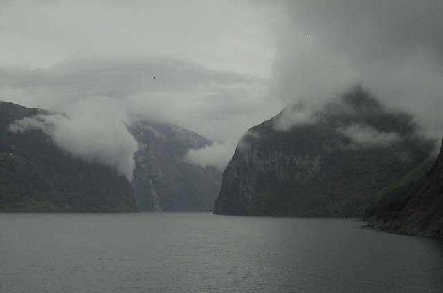 More Aurlandsfjord, Norway