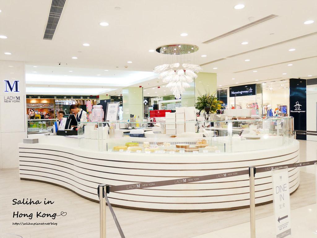 香港lady m分店海港城蛋糕種類推薦 (6)