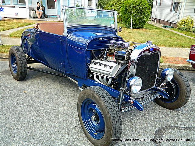 Tatamy Car Show