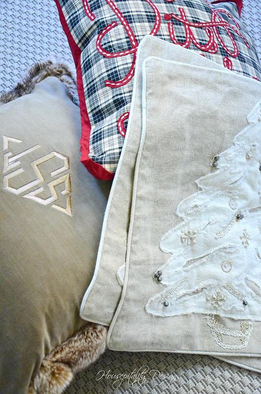 Christmas Pillows-Housepitalityn Designs
