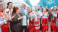 «Национальная палитра России» - фестиваль народной кухни