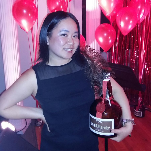 Grand Marnier Rouge Room YVR 2017