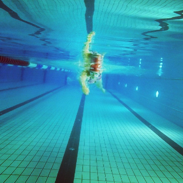 1975 meter simning - OCD på den!