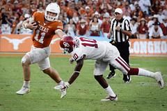 Texas vs OU   10.14.17