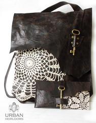 XL Boho Bag Wallet Set
