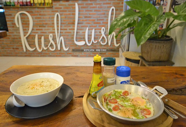 if you want hostel sukhothai rush lush cafe
