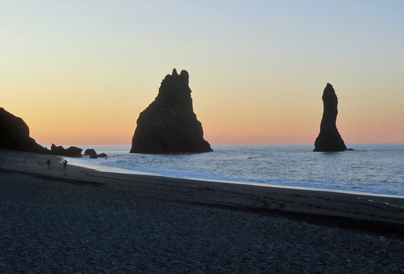 reynisdrangar-rock-formation