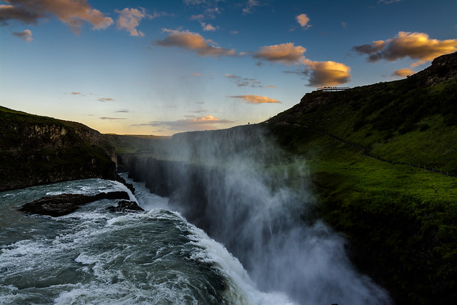 Gullfoss from the other side...