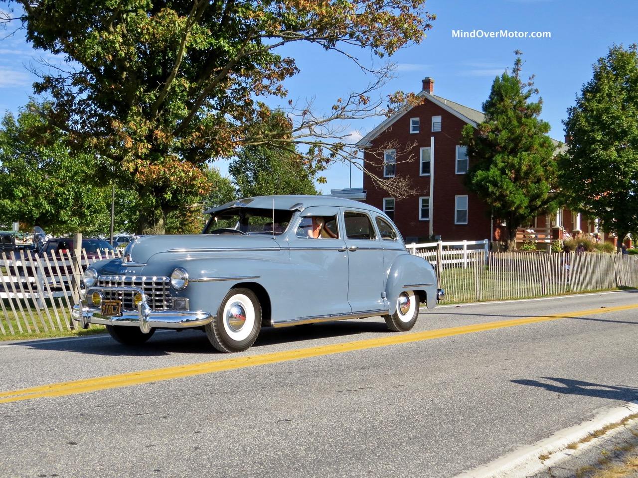 1946 Dodge Sedan