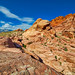 Red Rocks, Blue Sky by FotoGrazio