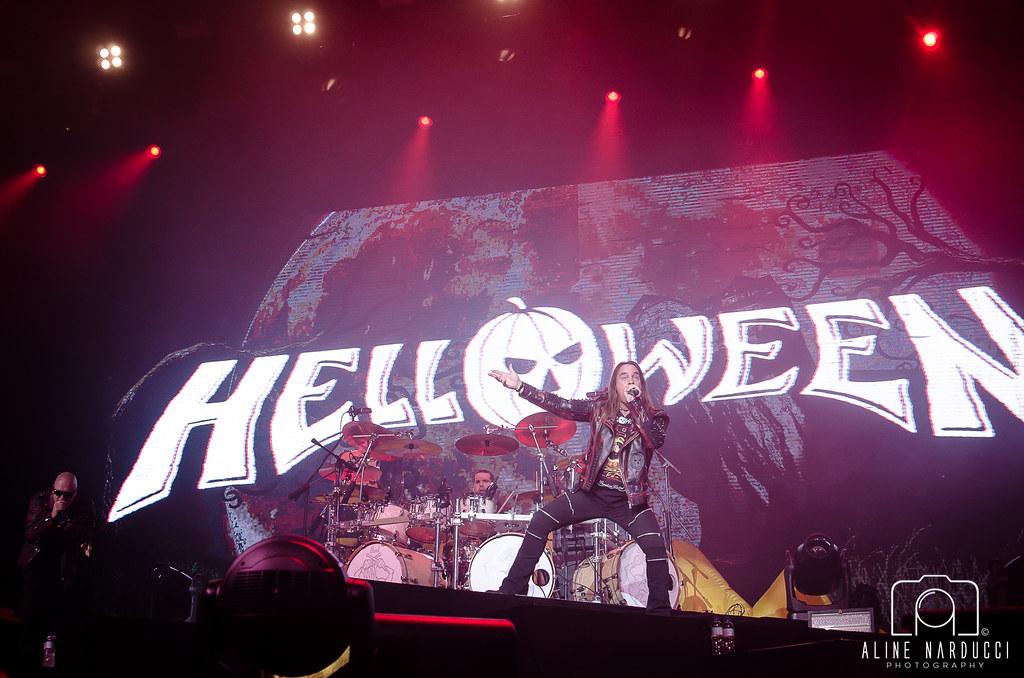 Helloween - Live Espaço das Américas - 28-10-2017