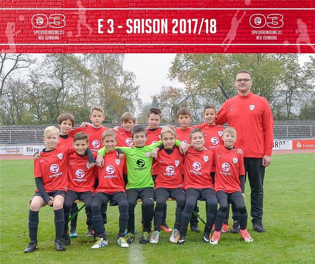 E 3 Saison 2017/18