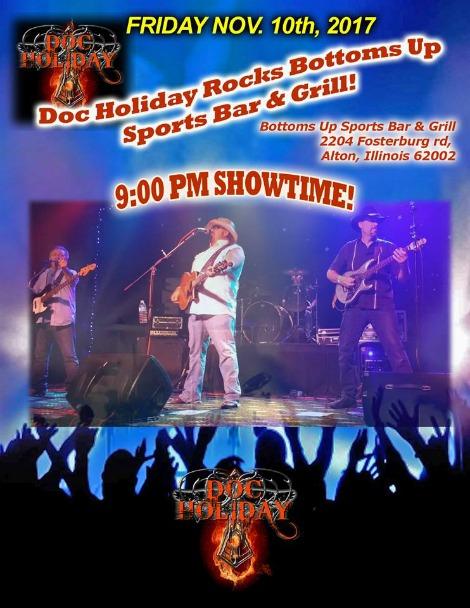 Doc Holiday 11-10-17