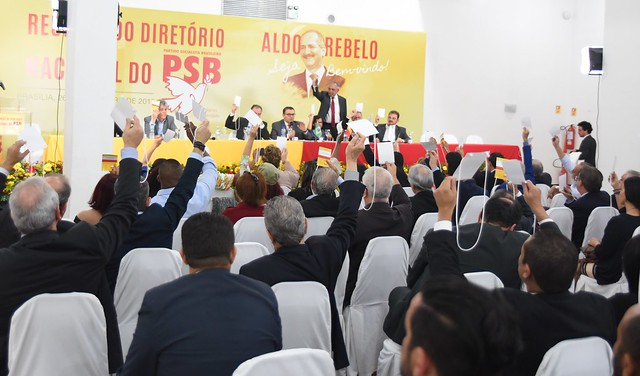 Reunião do Diretório Nacional - 27/9/2017
