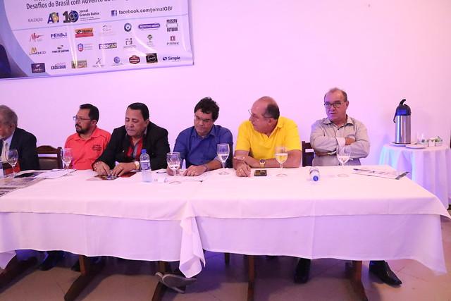 30-09-2017 II Conferência do Jornal Grande Bahia em Feira de Santana