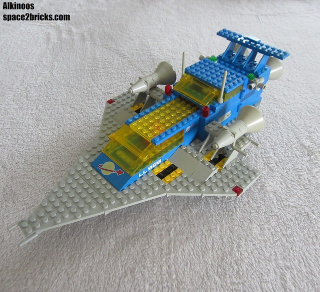 Lego space 928 p16