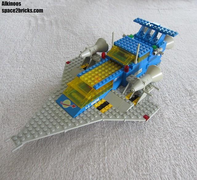 Lego space 928 p16