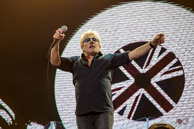 The Who em Porto Alegre (Exclusivas)