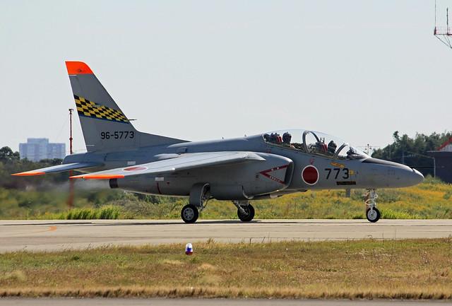 第1航空団 第31教育飛行隊 T-4 96-5773 IMG_4180_2