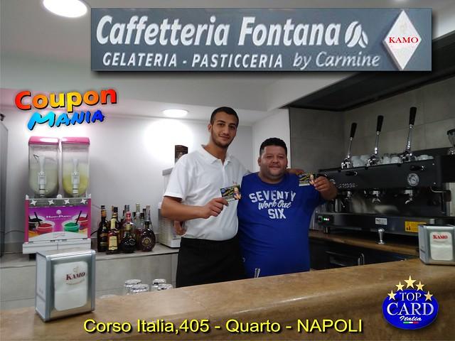 CAFFETTERIA PASTICCERIA FONTANA - Corso Italia,405 - Quarto - NAPOLI