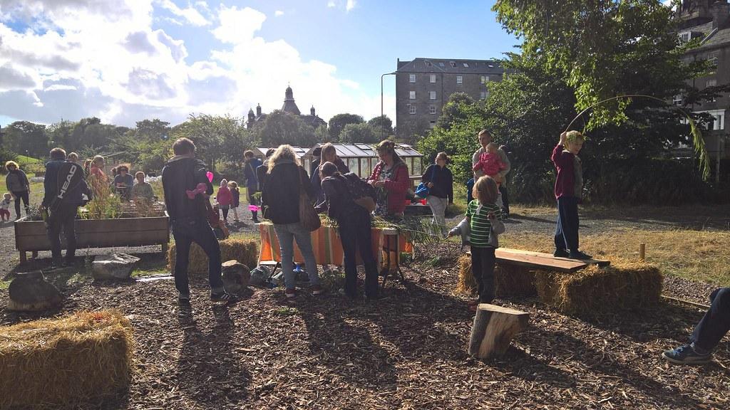Leith Harvest Festival
