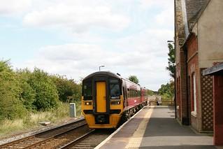 East Midlands 158-777 Bottesford