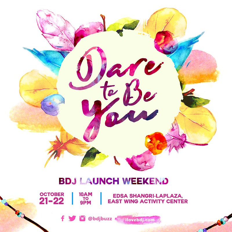 BDJ Launch Weekend_Dare to be You