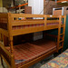 Bunk bed E225 the frame