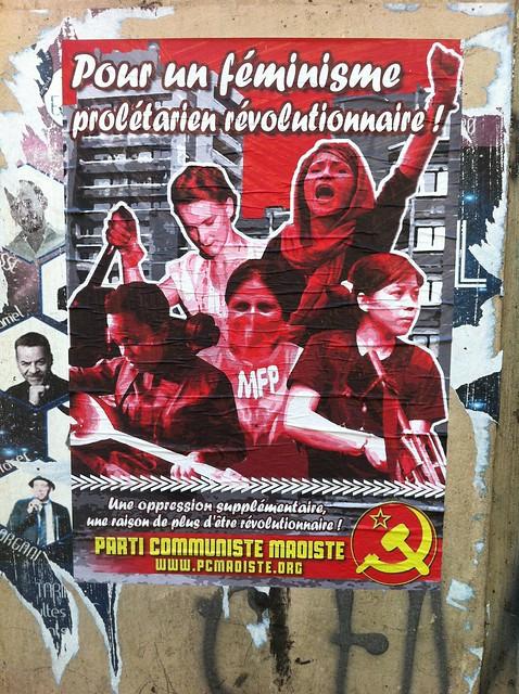 pour un feminisme prolétarien revolutionnaire