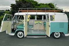 The all new Volkswagen camper van in NSW