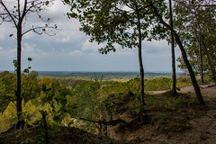 View from Chapin Forest