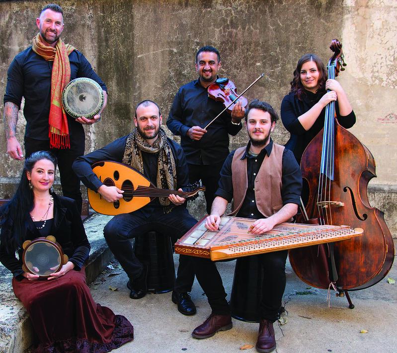Shanasheel Arabic Music Ensemble