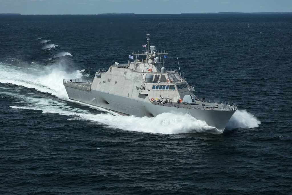 LCS 9 (USS Little Rock)