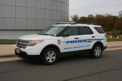 MWAA Police Ford PI Utility