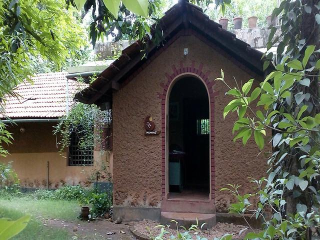ईको फ्रेंडली घर