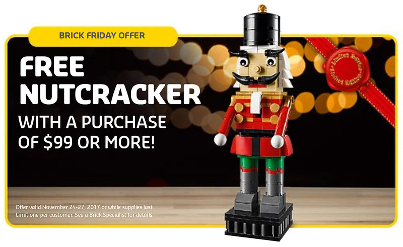 LEGO Nutcracker Limited Edition (40254)