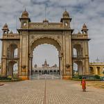 Mysore, India: El Palacio de las Águilas