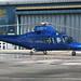 Agusta A109A Mk. II G-HDTV Trebrownbridge 16-6-10