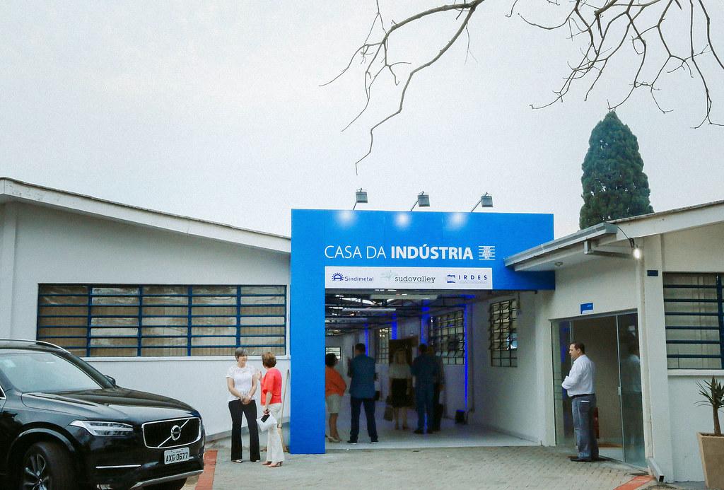 Lançamento da Casa da Indústria em Pato Branco