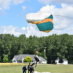 Tandem Parachute Landing With Video Of Skydive... including landing!